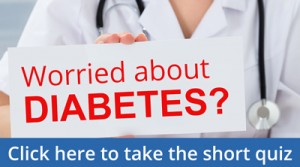 Worried about Diabetes?